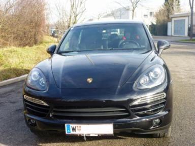 Porsche Cayenne Diesel II Platinum Edition | Porsche Zentrum Salzburg | Fahrzeugdetail | Das WeltAuto