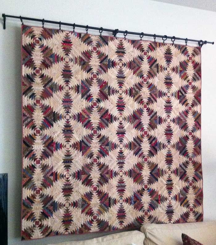 Pineapplefinished Carrie Nelson Quilts