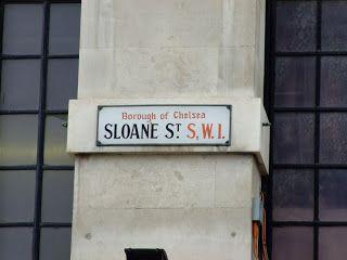 Sloane Street, Knightsbridge