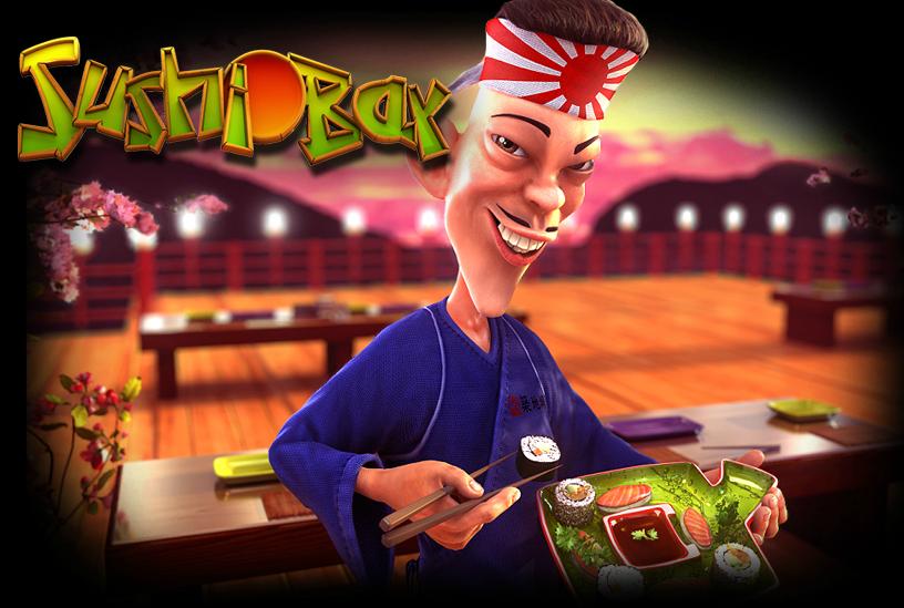 Play The No Download Sushi Bar Slots From Betsoft