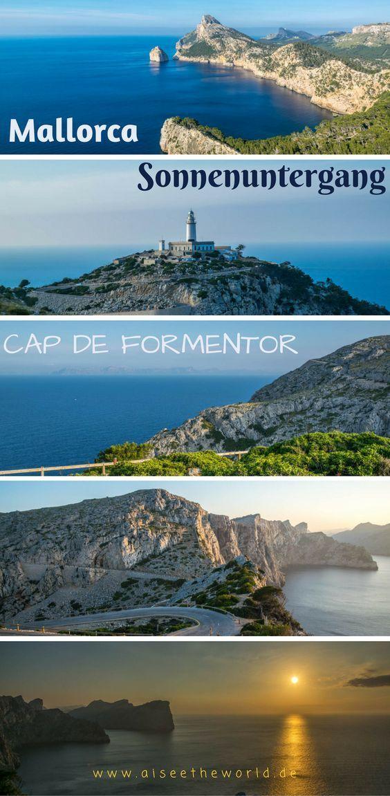 Cap de Formentor Sonnenuntergang auf Mallorca AI SEE THE WORLD