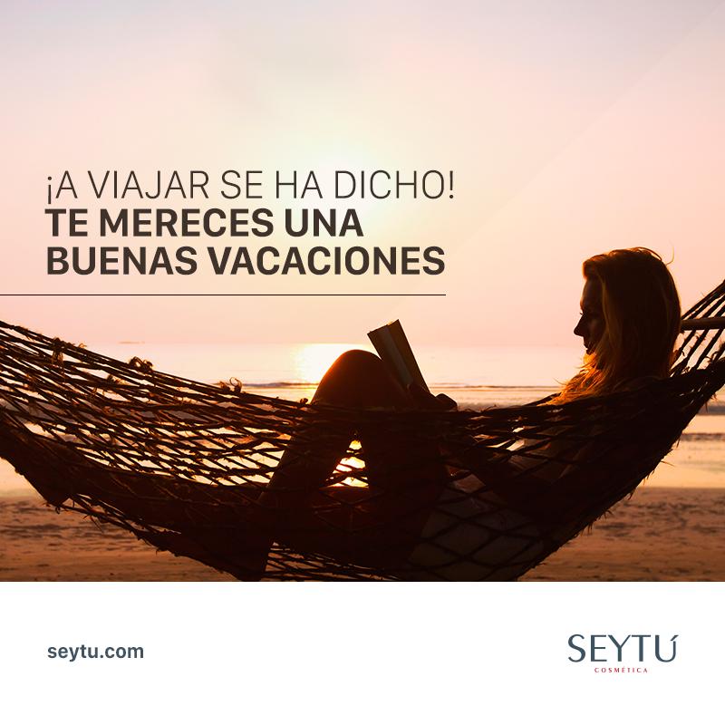 ¡Vámonos de vacaciones!  Es muy importante cambiar de rutina de vez en cuando para darle el merecido descanso al cuerpo y, por supuesto, también a la mente.  http://bit.ly/2b3imOY