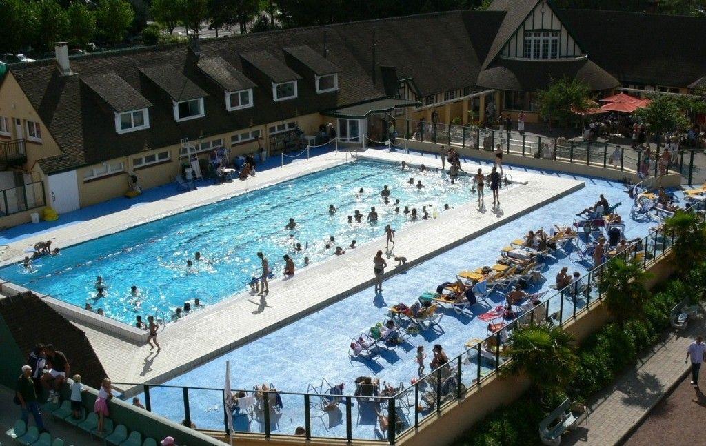 La piscine du centre tennistique Pierre de Coubertin - Ville du Touquet-Paris-Plage