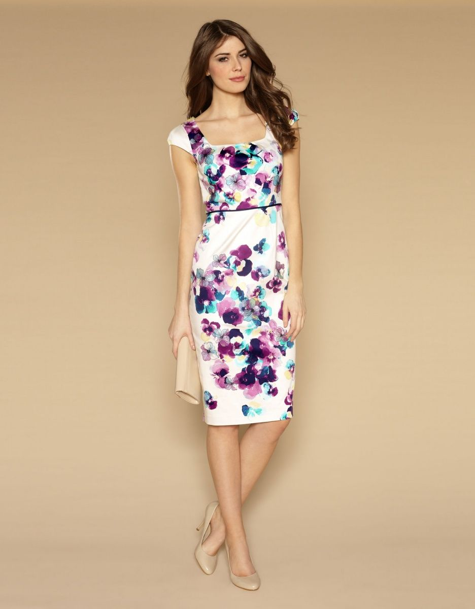 The Dresses To Wear To A Summer Wedding Party Casual Bridesmaid Dresses Summer Wedding Dress Cute Wedding Outfits