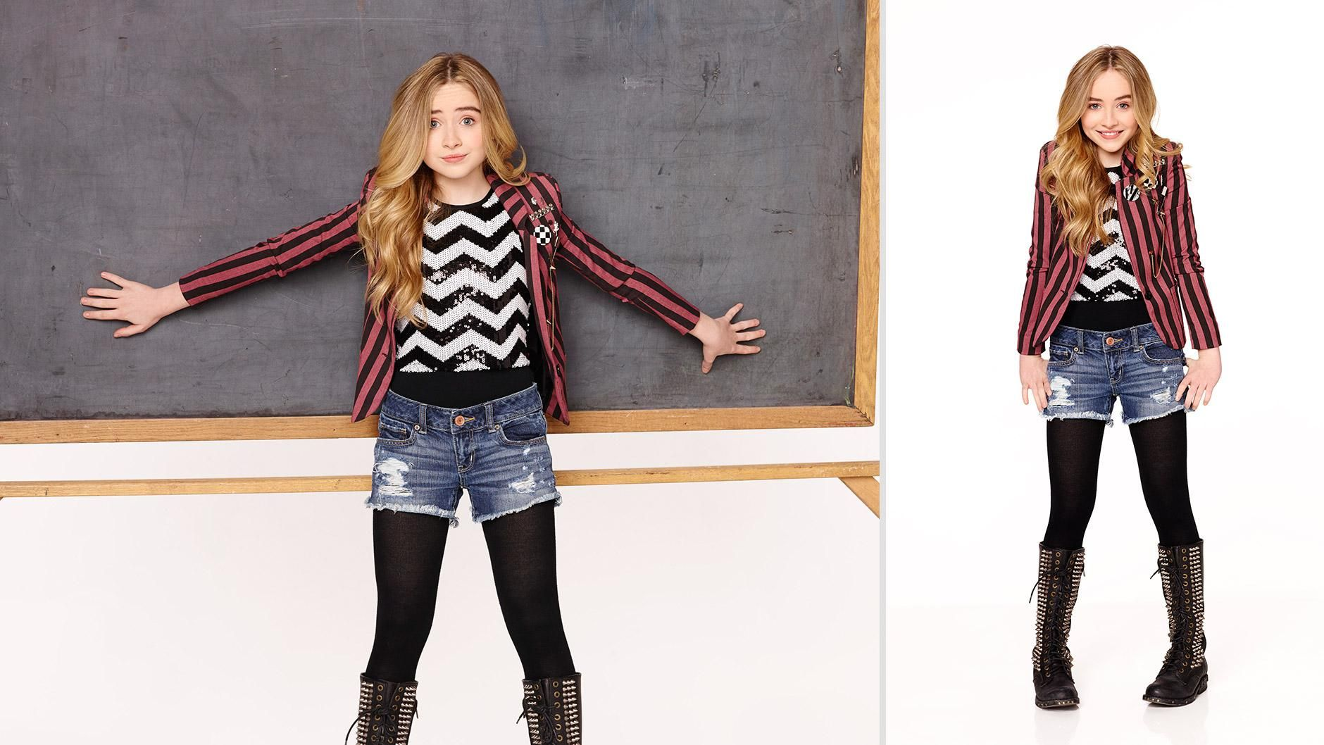 costume ref:  Girl Meets World   Disney Channel UK