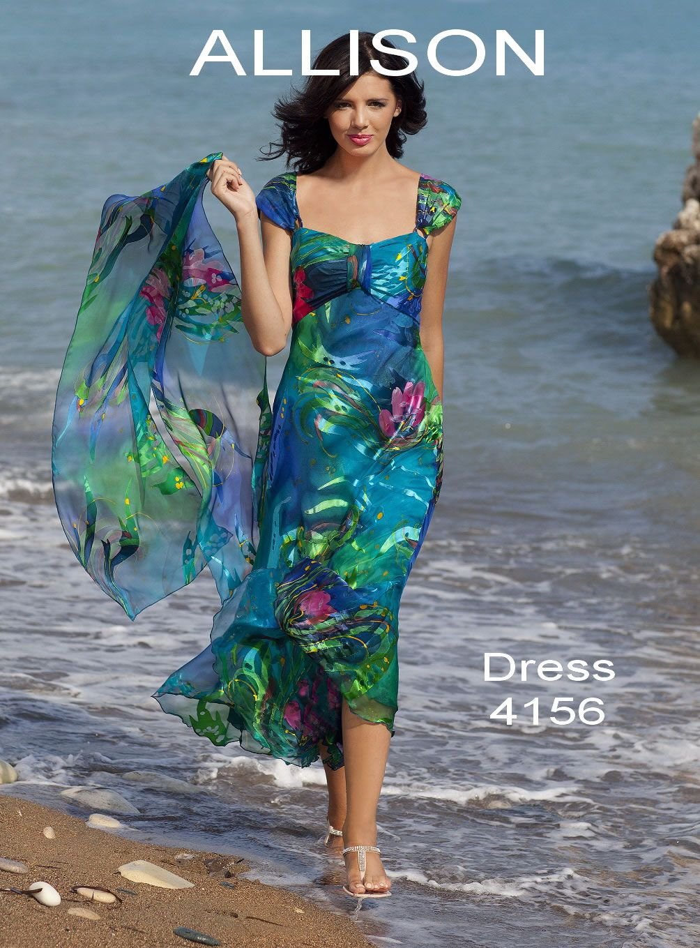 Nice Tropical Mother Of The Bride Dresses Contemporary - Wedding ...