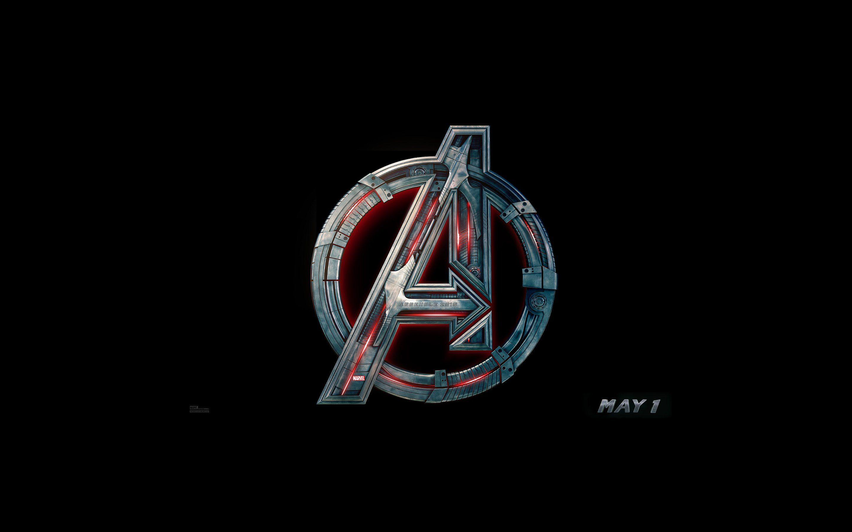 Avengers Logo Wallpaper Avengers Logo Avengers Wallpaper