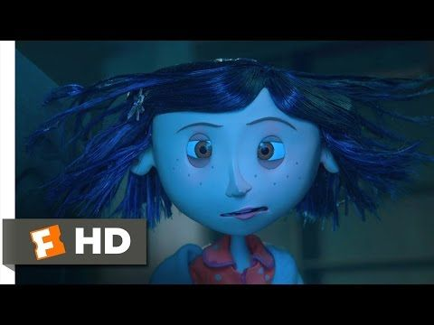 Coraline 2 10 Movie Clip Passage To The Other World 2009 Hd Coraline Movie Coraline Coraline Aesthetic