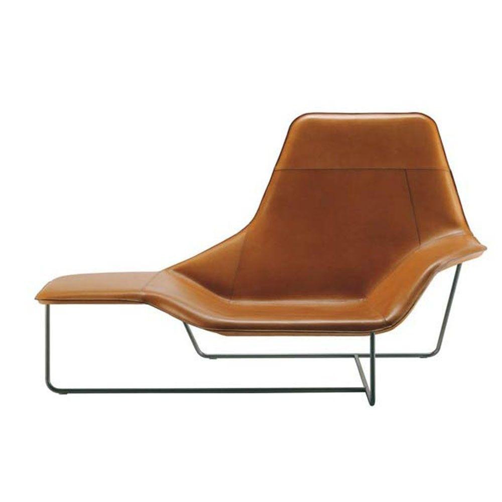 Fauteuils Et Chaises Longues Zanotta Lama Chaise Longue Fauteuil Design Mobilier Design