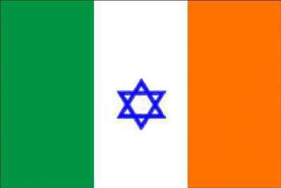 #IrishJew