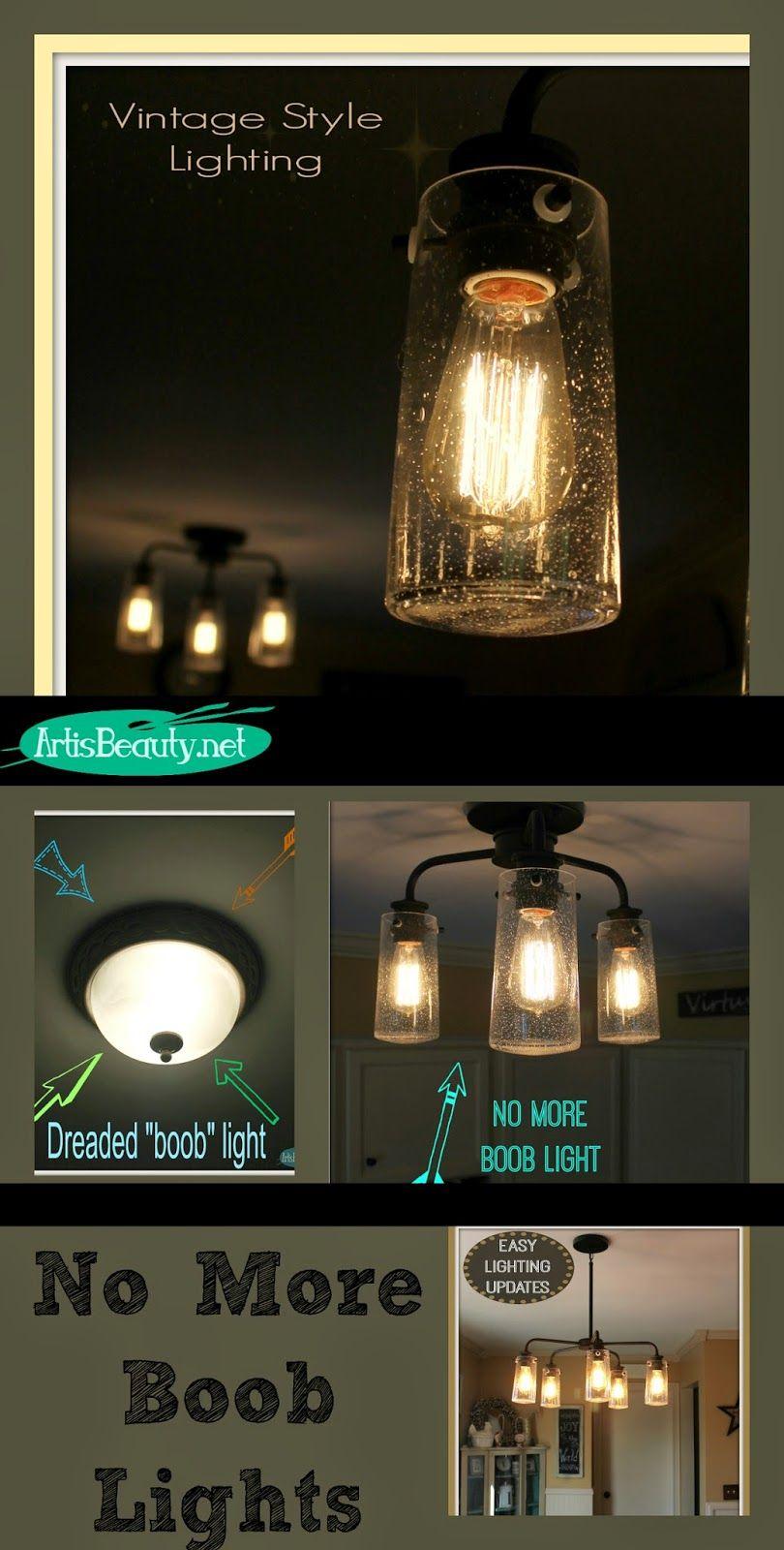 vintage style kitchen lighting. art is beauty vintage style kitchen lighting update buh bye boob light d