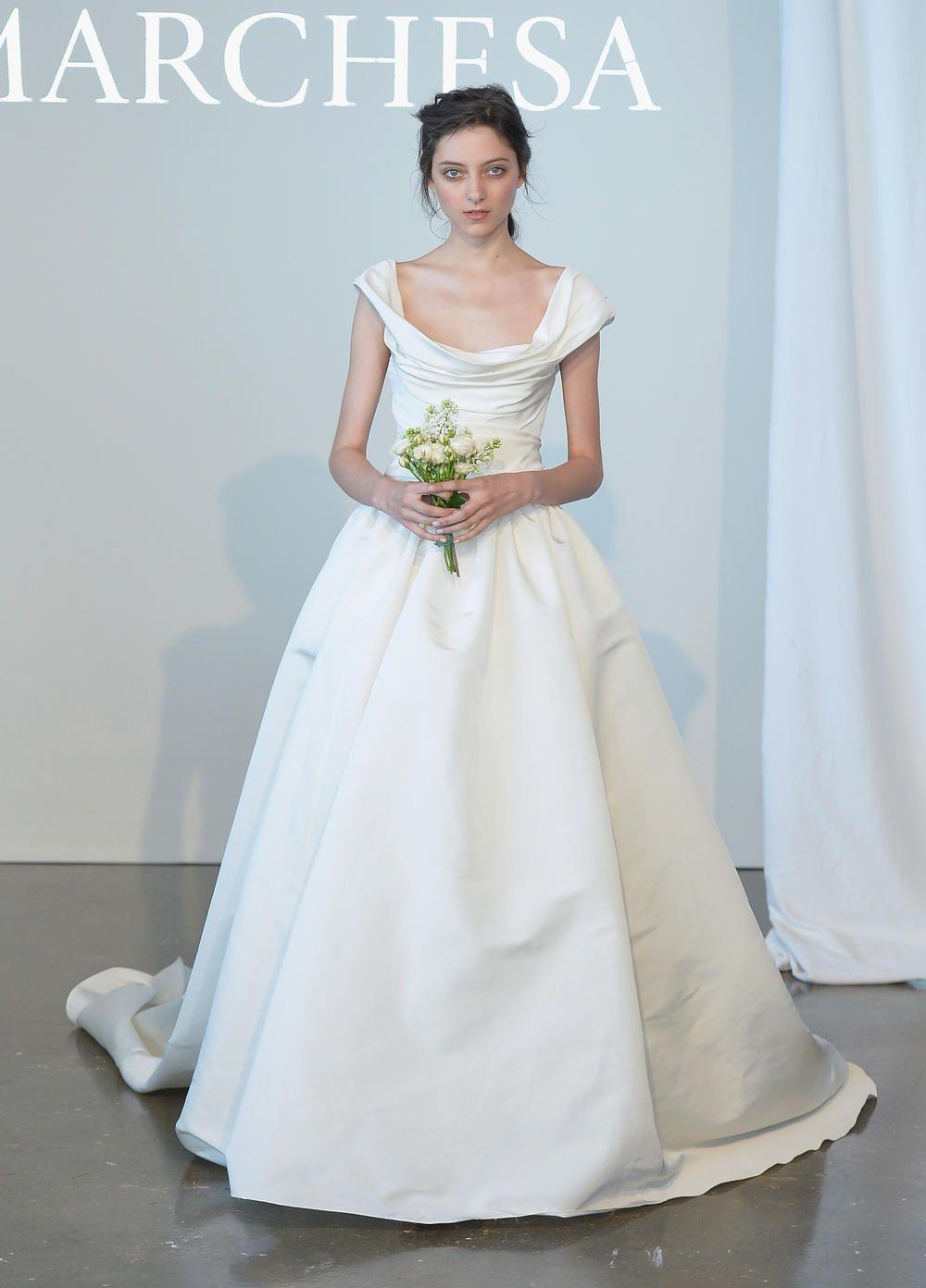 Vestidos de novia de Marchesa para primavera 2015 | ActitudFEM ...