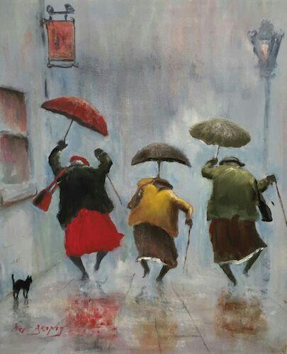 É junto dos bão que a gente fica mió! (Guimarães Rosa) #cuteumbrellas
