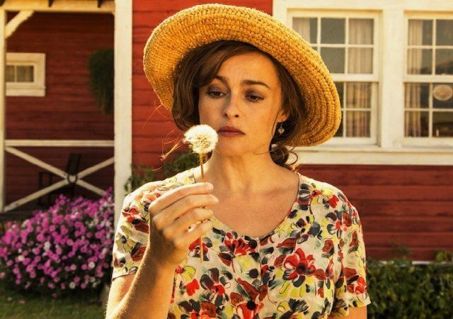 Still of Helena Bonham Carter in The Young and Prodigious T.S. Spivet. This looks fantastic!