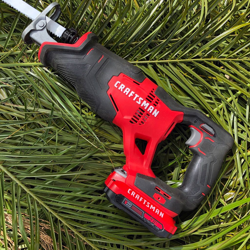 In This Episode Of Tool Talk I Take A Look At The Craftsman V20 Reciprocating Saw Reciprocating Saw Craftsman Tools