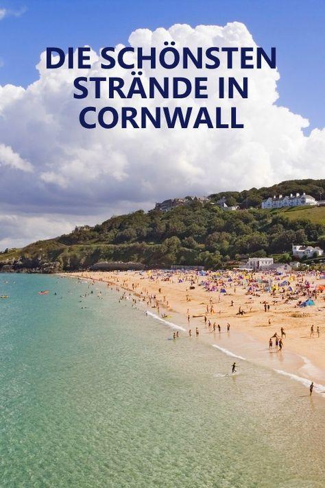 Eine kleine Zusammenfassung der schönsten Strände in Cornwall ...