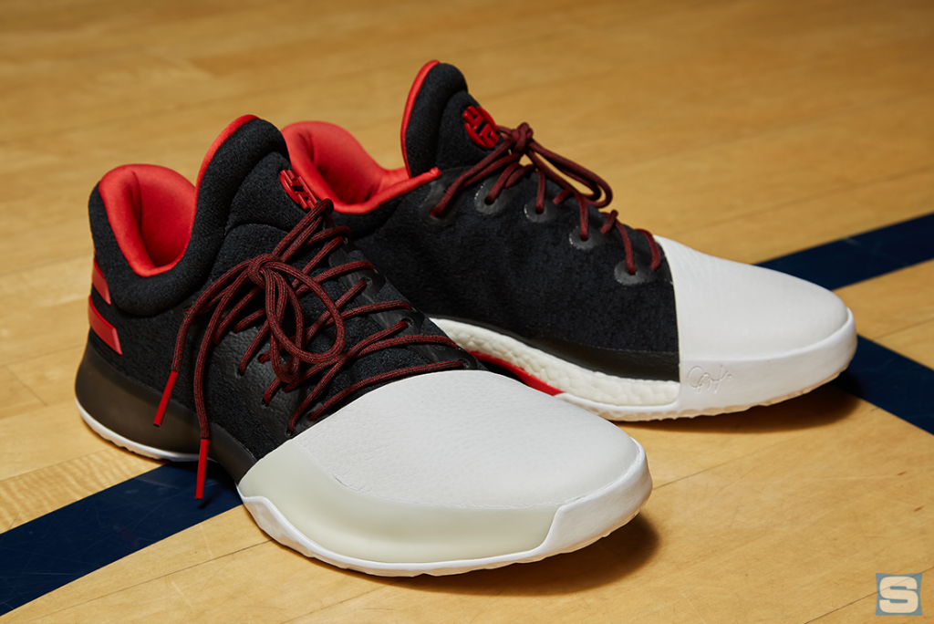 The long-awaited James Harden Adidas signature shoe has finally been  unveiled.