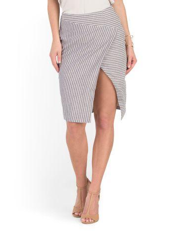 Hamptons Wrap Skirt Bottoms T J Maxx Skirts Wrap Skirt Fashion