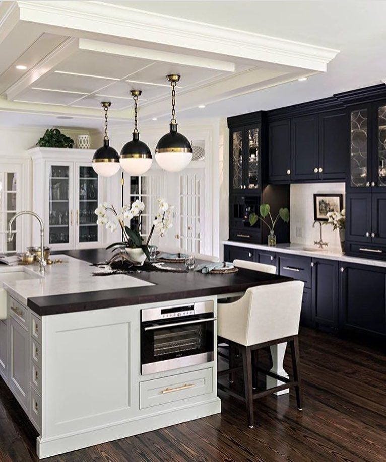 Inspiring kitchen design ideas for beautiful homes designs also page of rh pinterest