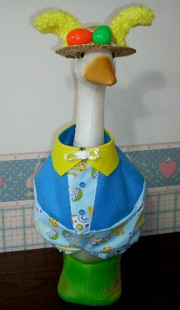 goose clothes by just ducky quality made clothing bonnet