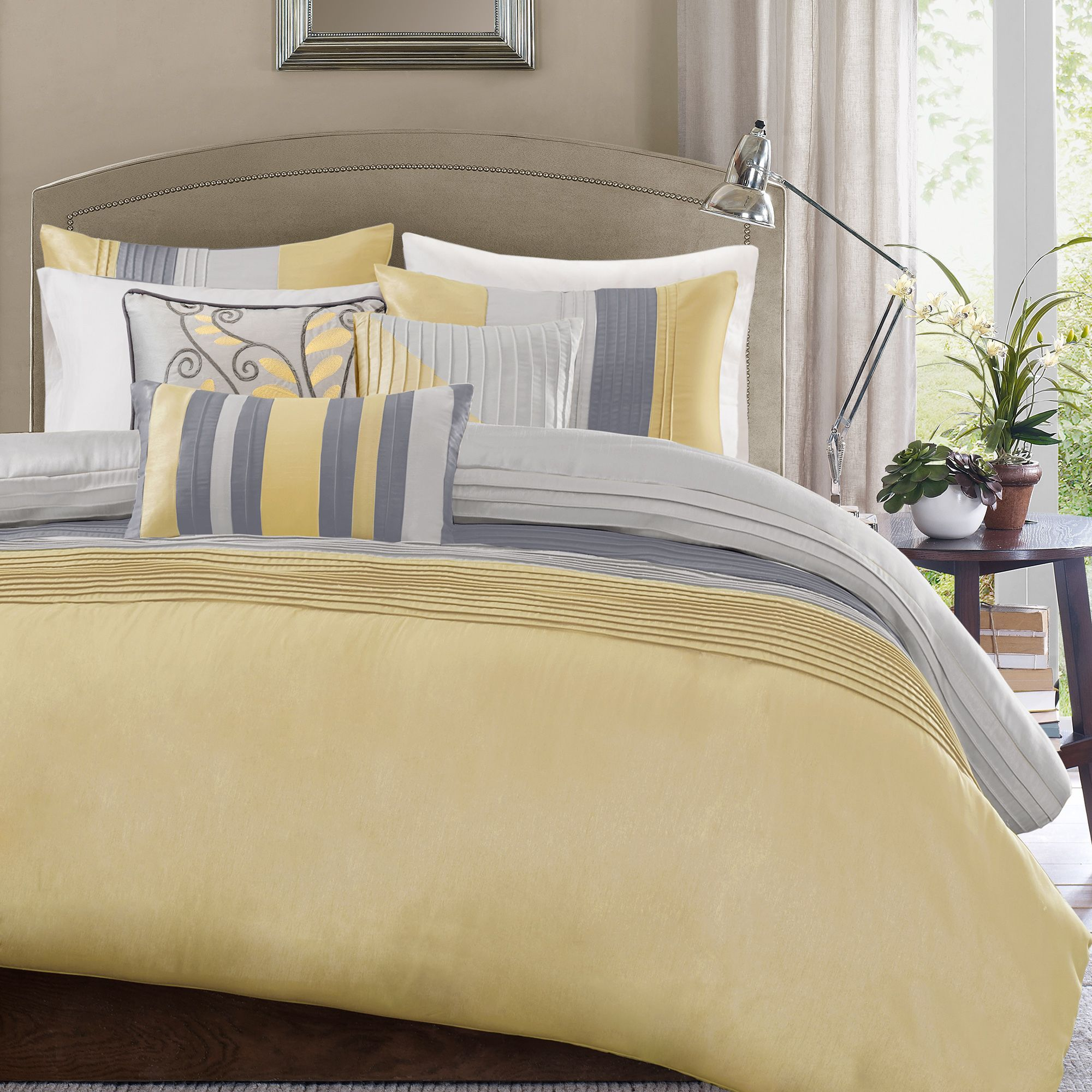 today pink piece free overstock set cover detailing with duvet product california urban pintuck shipping bath callie bedding habitat king embroidered