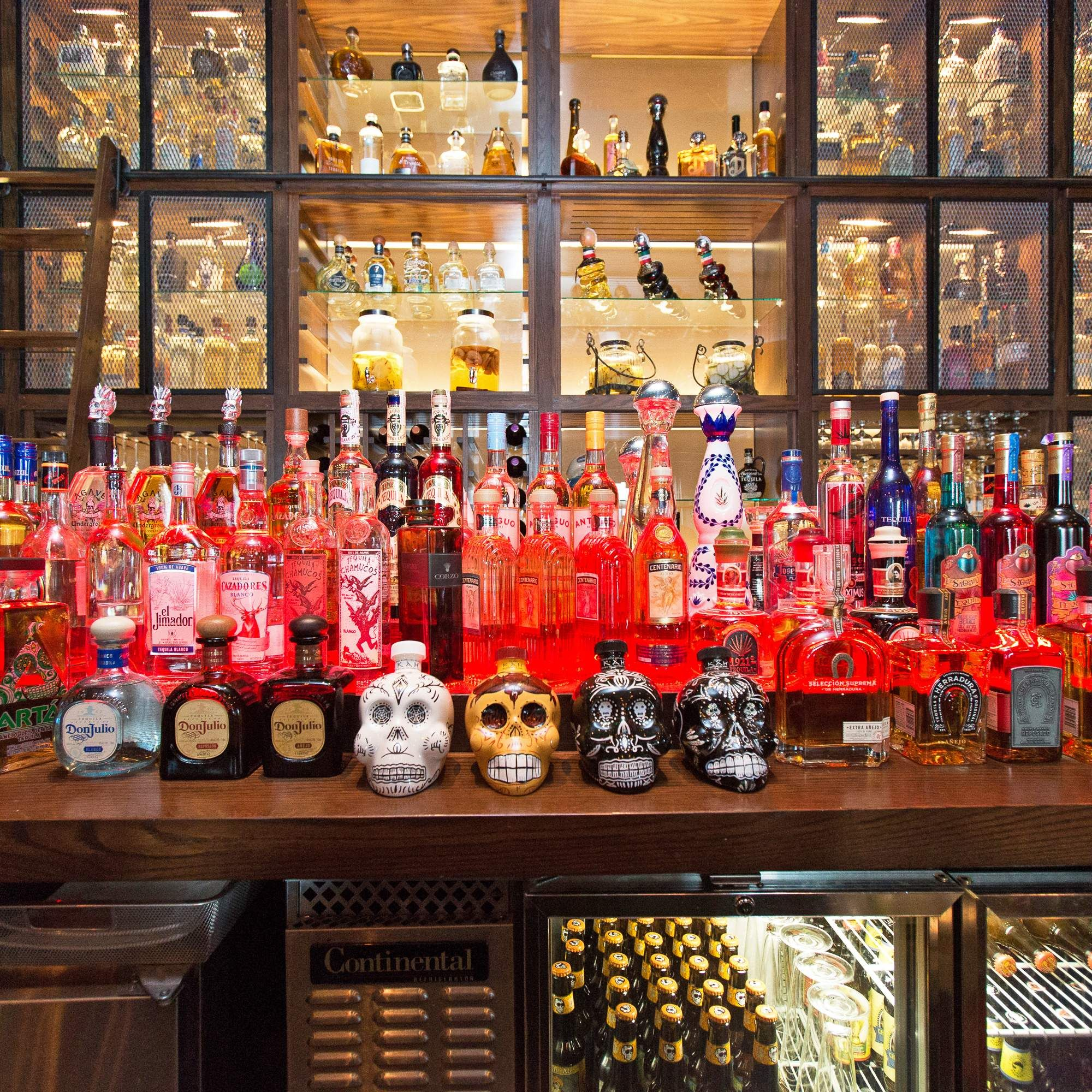 These Are The 21 Best Tequila Bars In America Best Tequila Tequila Bar Tequila
