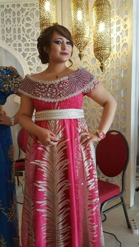 #BlouZa #Rose | ازياء تقليدية | Traditional dresses ...