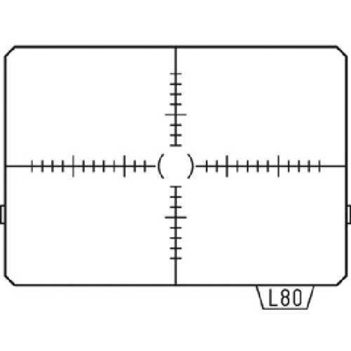 Pentax Focusing Screen Li-80 (AF Scale Matte) for the K20D