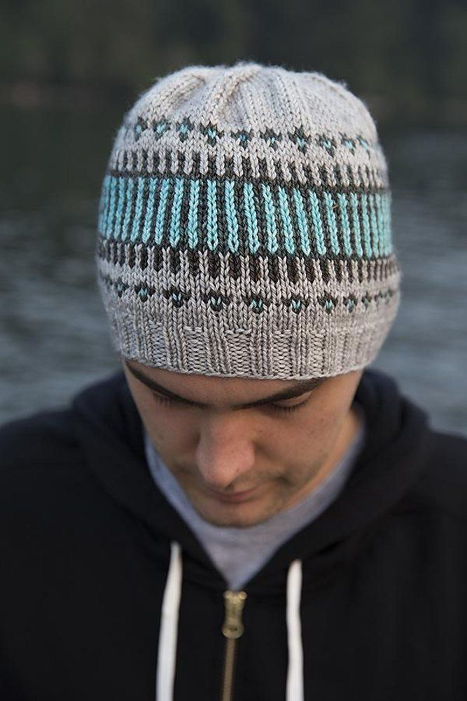 Clayoquot Toque Knitting Pattern By Tin Can Knits Knitting