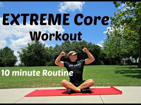extreme core workout for six pack abs home ab exercises