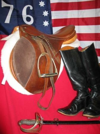 Revolutionary War Saddles Revolutionary War Riding