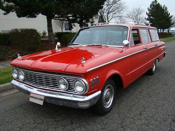 1961 Mercury Comet Wagon   F153   Seattle 2014   Mecum Auctions