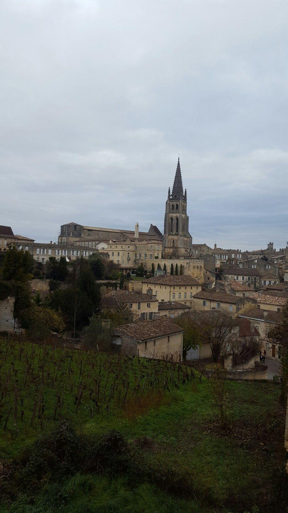 St Emilion, Gironde   Gironde, Bordeaux, France
