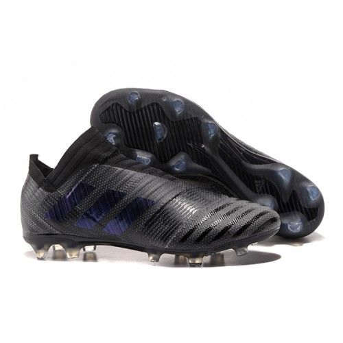finest selection f1a1b eaddb ... adidas nemeziz 17 360 agility fg svart fotballsko billige