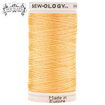 Light Yellow Polyester Embroidery Thread In 2019 Embroidery