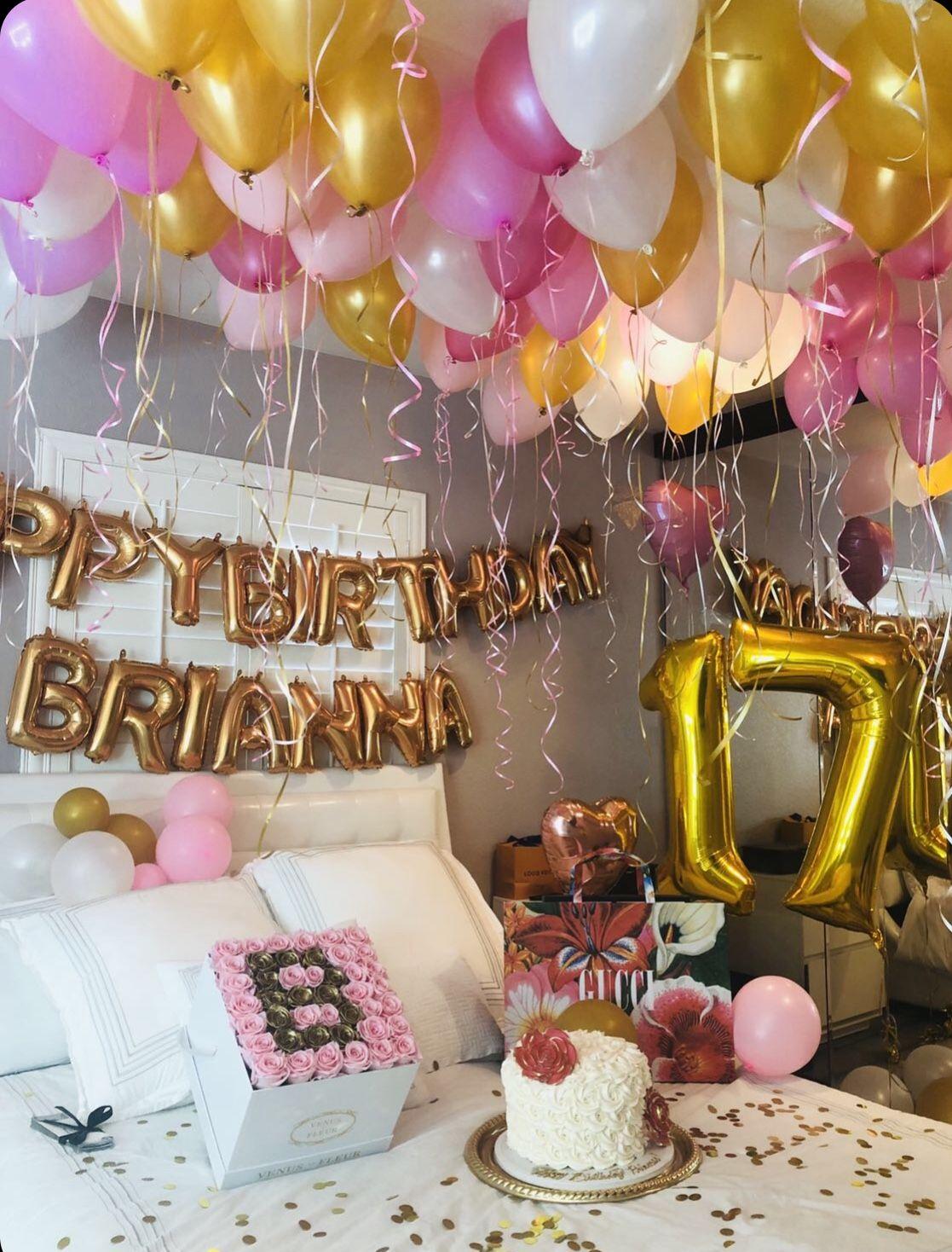 46+ Happy birthday room decoration ideas in 2021