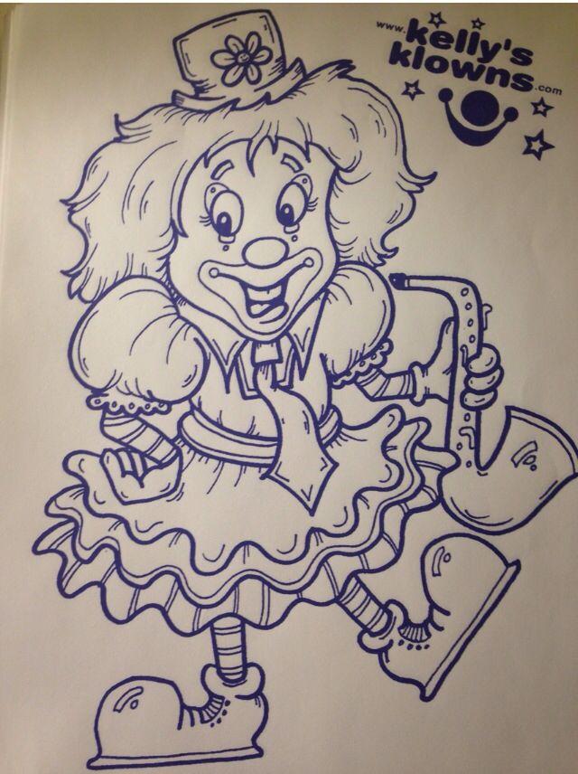 Kelly's Klowns www.kellysklowns.com