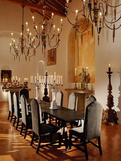 Villa San Paolo, Umbria, Italy Ambientes Pinterest Villas