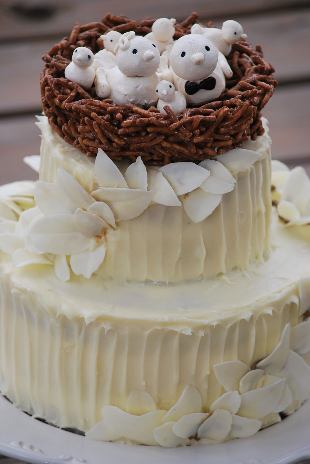 wedding cake but it may just be the most delicious wedding