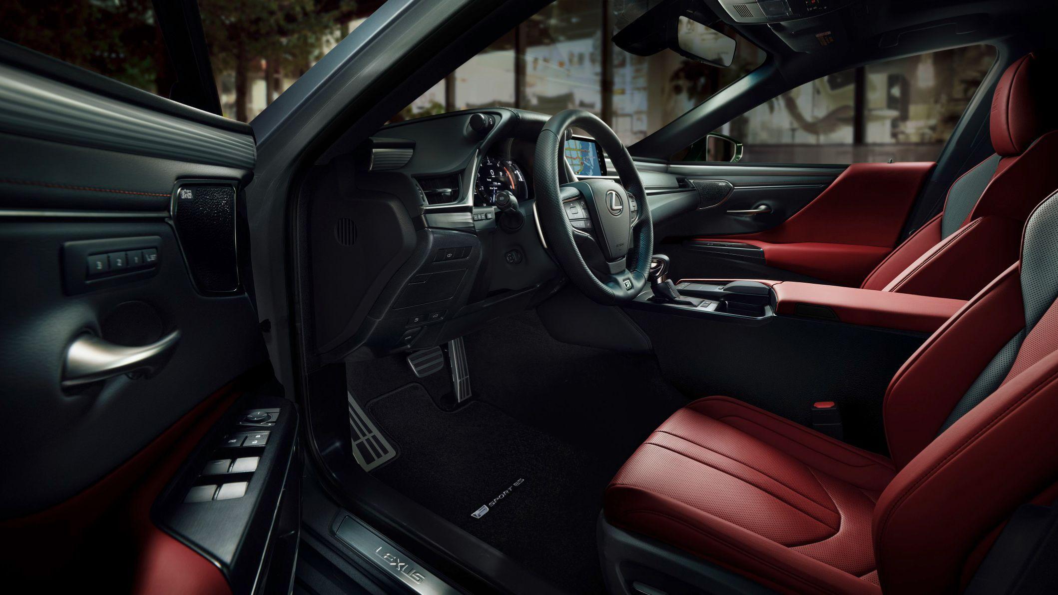 Es 350 Lexus Es Luxury Sedan Lexus