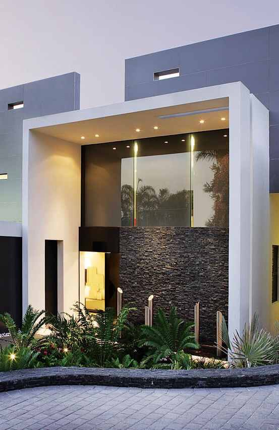 Architecture Beast: Modern Mansion With Perfect Interiors by SAOTA