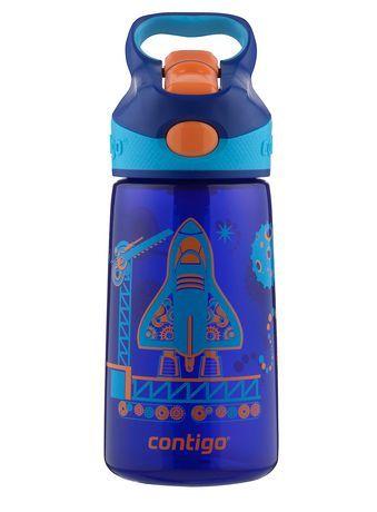 Contigo Gizmo Spill Proof AutoSpout BPA Free Kids Water Bottles 3 Pack 2019