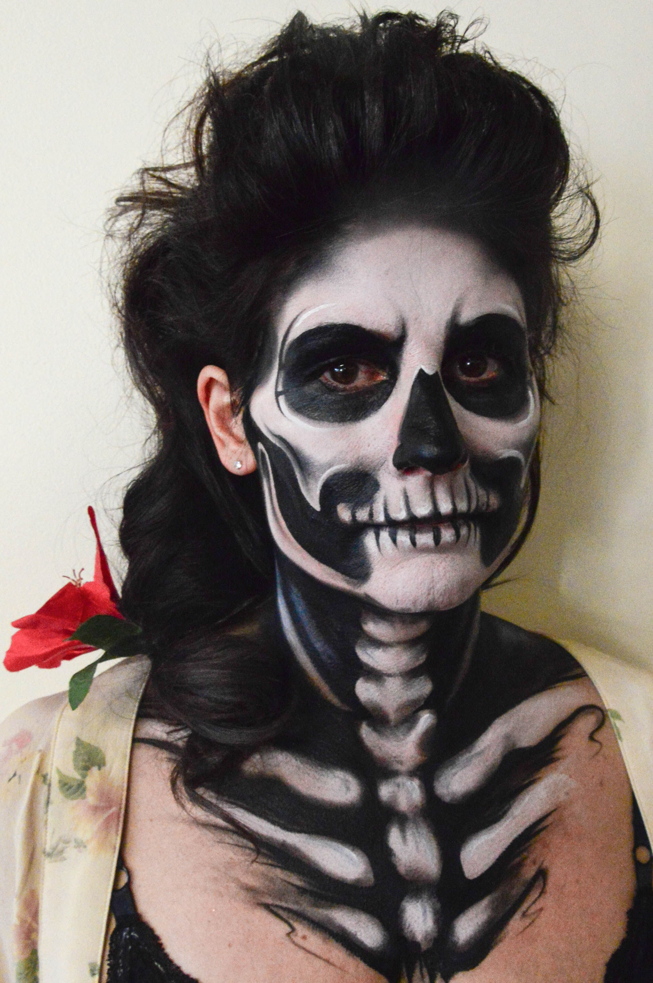 Makeup done by SFX MUAs, working at BODYFX NEW ZEALAND
