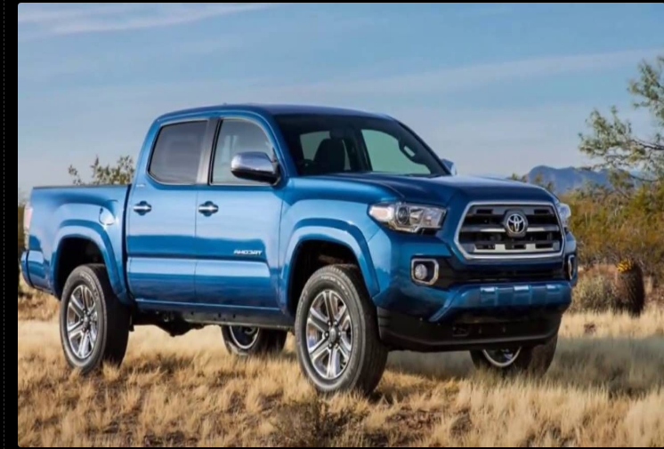 2018 Toyota Tacoma Diesel >> The 2018 Toyota Tacoma Diesel Offers Outstanding Style And