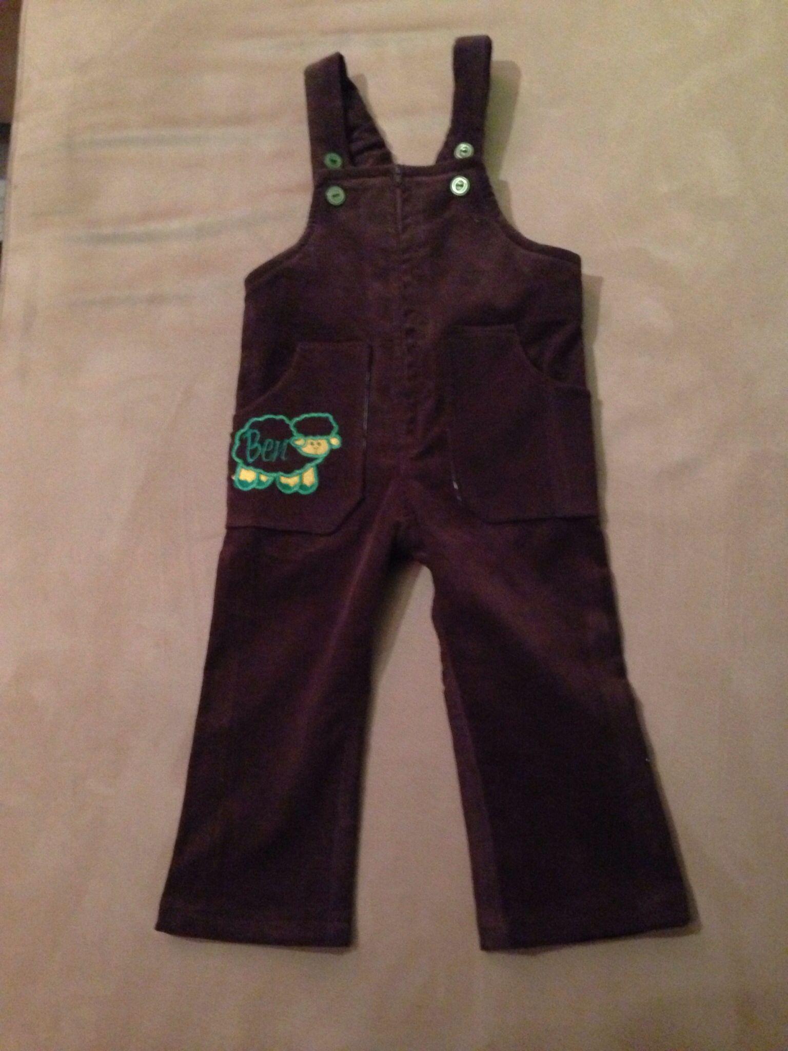 Trousers  Latzhose