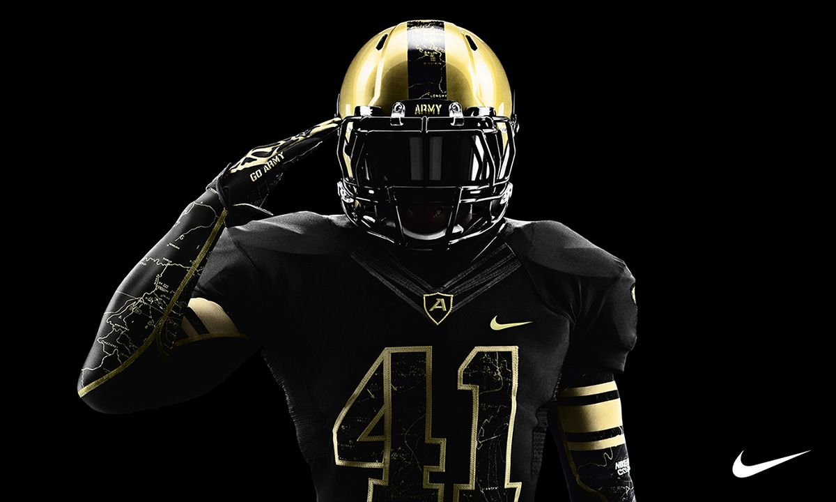 Nike Pro Combat Uniforms Ncaa Football Nike Pro Combat Wallpaper Army Football Navy Games Army Black Knights