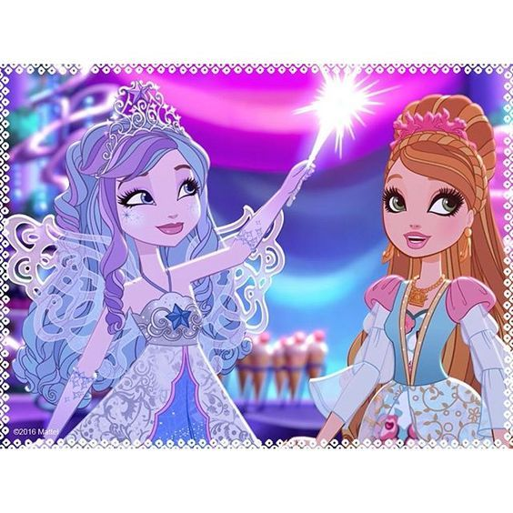 Daughter Of The Fairy Godmother Amp Daughter Of Cinderella