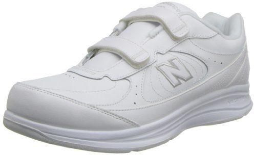new balance men's mw577 black walking shoe