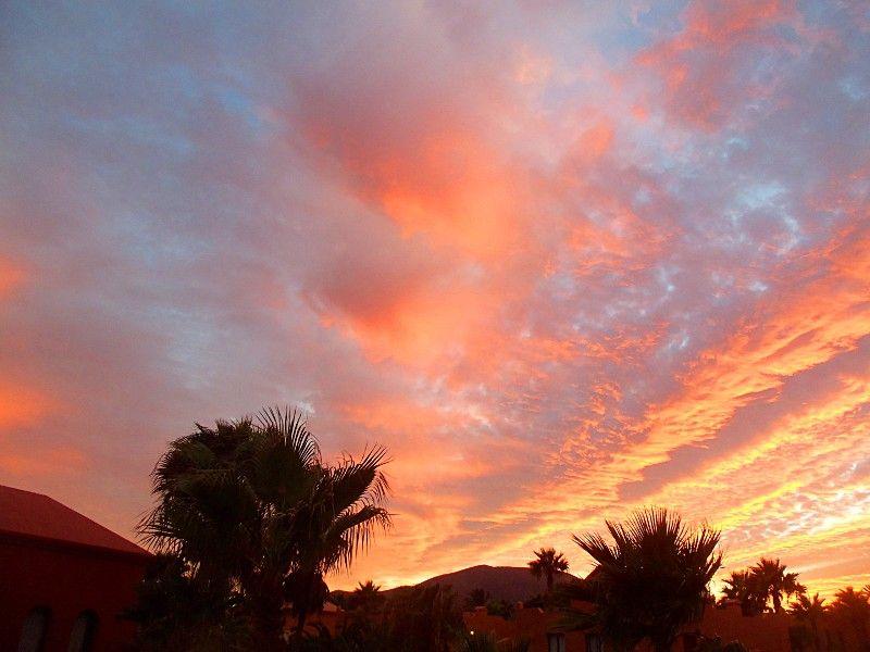 tramonti di settembre a Fuerteventura