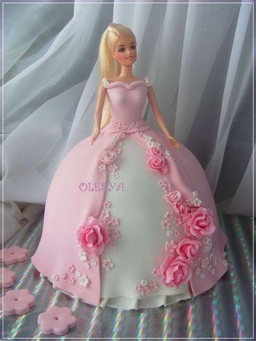 kids Pinterest Cake Dolls and Birthday cakes